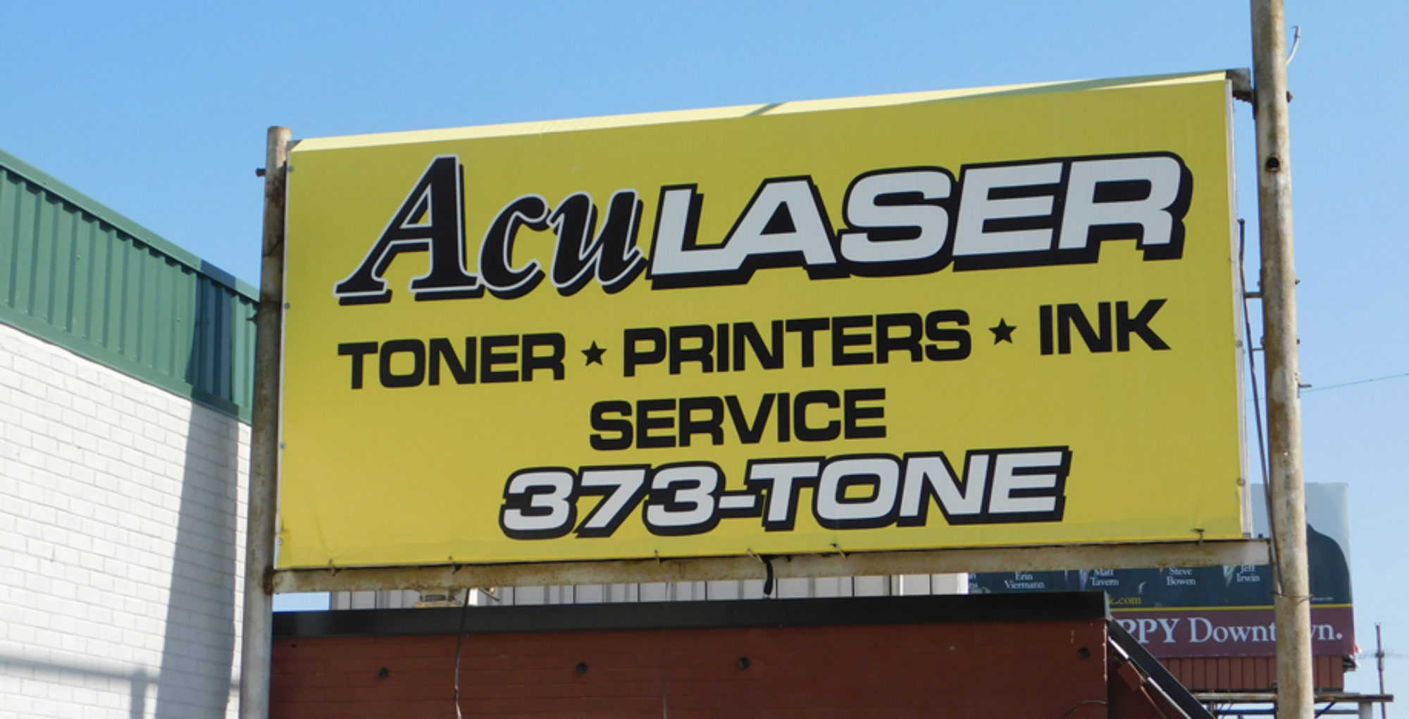 AcuLaser Toner Supply